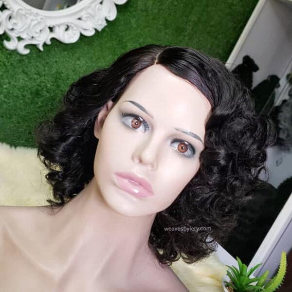 Wig Rosie - Bouncy curls wig 8 inches