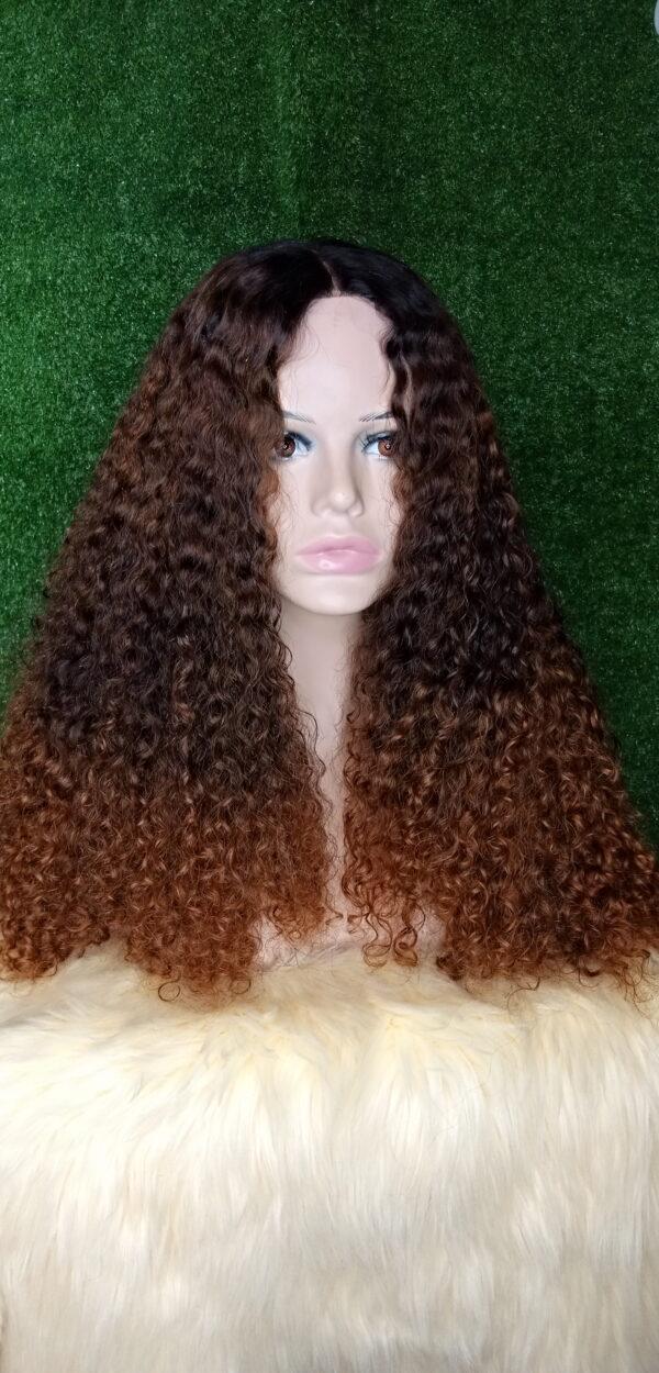 "Tiny Curls Wig 18"""