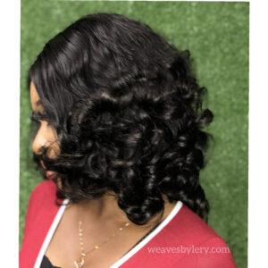 "Lade Bouncy Curls Wig 8"""