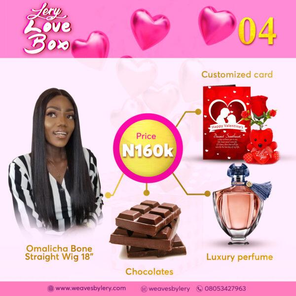 Valentine Gift Box - Lery Love Box 04