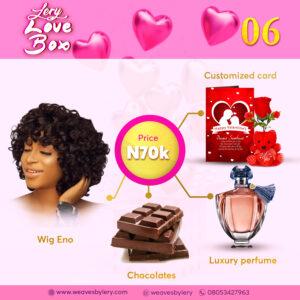 Valentine Gift Box - Lery Love Box 06