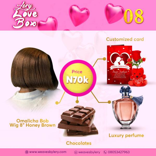 Valentine Gift Box Lery Love Box