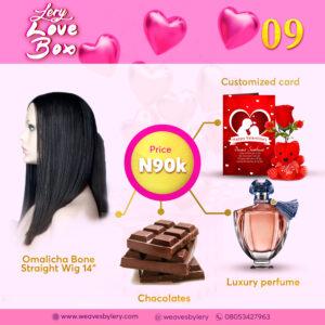 Valentine Gift - Lery Love Box
