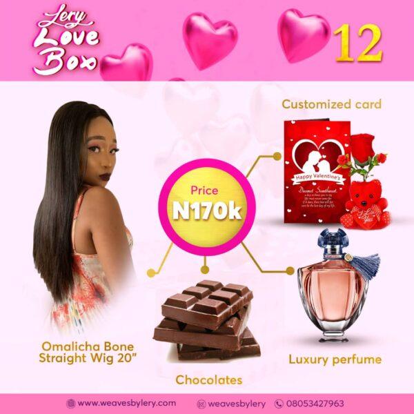 Valentine Gift Box - Lery Love Box 12